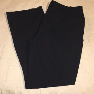 (Worthington) Black Perfect Trouser